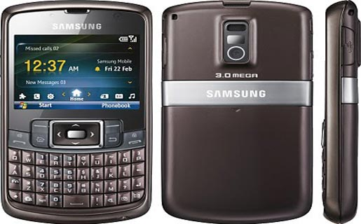 Samsung lanza en per su smartphone omnia pro i637 redusers for Colecciones omnia