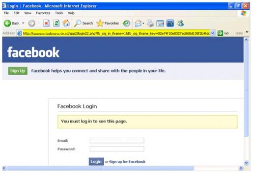 Cómo pueden hackear tu cuenta de Facebook paso a paso