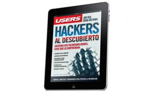 Hackers al descubierto e-book