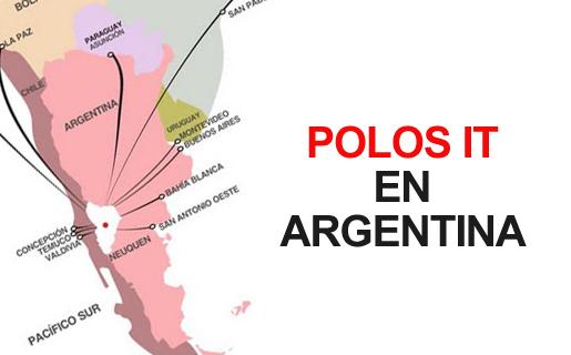 Echamos un vistazo a todos los Polos tecnológicos de Argentina