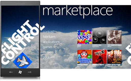 Windows Phone Marketplace ya tiene más de 5.000 aplicaciones
