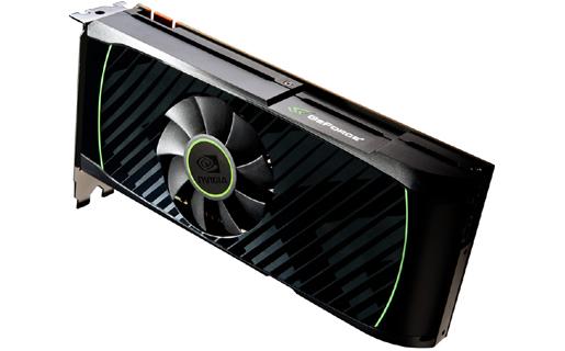 Nvidia lanza nueva tarjeta de la serie GTX 500