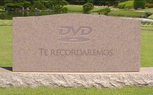Hollywood dirá adiós al DVD