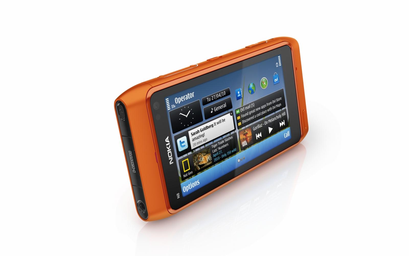 Nokia N8: review a fondo de RedUSERS - RedUSERS