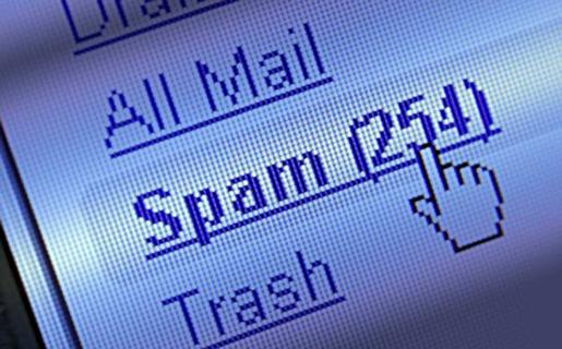 Hay menos spam en la red pero más peligroso