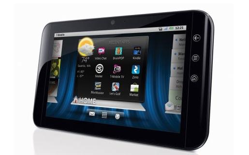 Dell renueva su línea de tablets Streak
