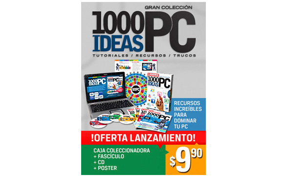 1000 IDEAS PC