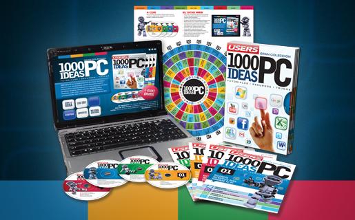 Nuevo sitio de la colección 1000 Ideas PC