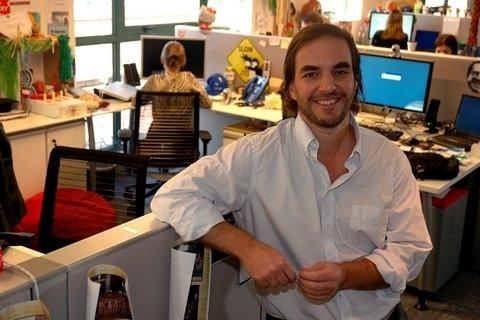 Daniel Helft, Gerente de Asuntos Gubernamentales y Políticas Públicas para el área de Comunicaciones y Asuntos Públicos de Google para América Latina.