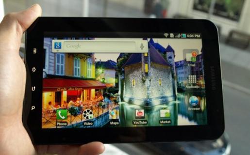 Samsumg presenta una nueva Galaxy Tab