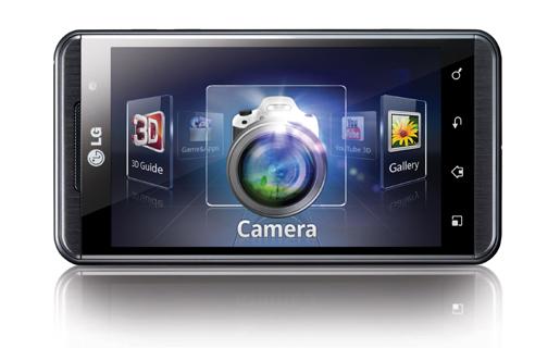 LG Optimus 3D, el primer smartphone tridimensional del mundo