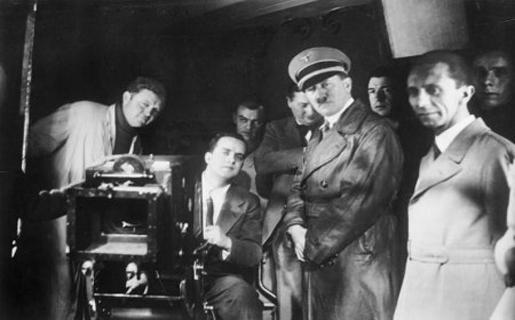 Los nazis habrían filmado películas en 3D
