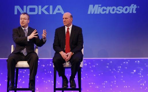 """Nokia y Microsoft crearán un nuevo """"ecosistema móvil global"""""""