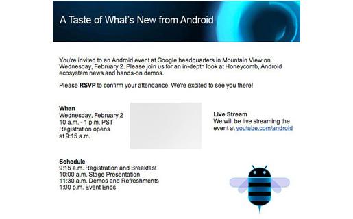 Android saca el aguijón en su versión para tablets