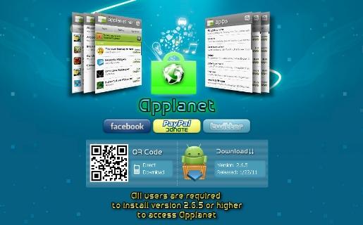 Applanet (APK) Details