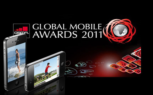 Se entregaron los Global Mobile Awards 2011