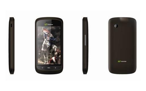 MOVISTAR PRIME. El nuevo Android con marca propia de la operadora.