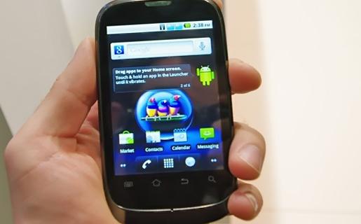 ViewSonic lanza un smartphone Android con dual SIM