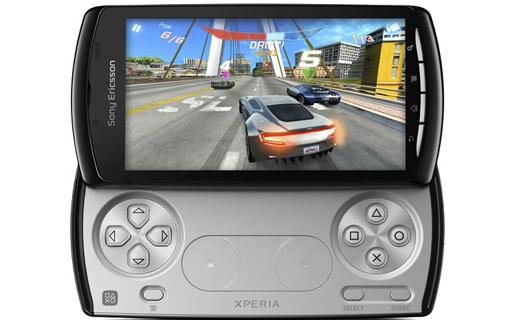 Sony presenta su primer teléfono PlayStation