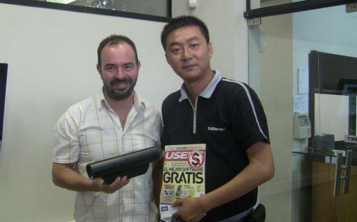 Wang Tongqiao, C.E.O. Product/Support Supervisor de Edifier, visitó la redacción de RedUSERS y respondió todo sobre el audio digital.