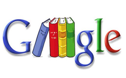 Luz roja para Google Books