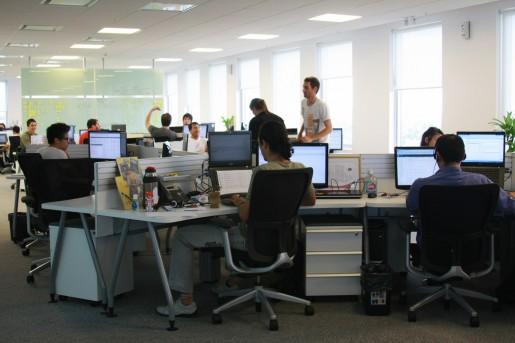 Más imágenes de las áreas de trabajo.