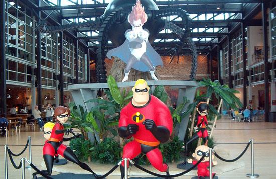 Mix de im genes xxxx las mejores oficinas del mundo it for Oficinas pixar