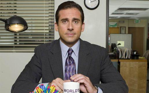 """La serie de TV """"The Office"""", con Steve Carrell, tiene como único escenario la oficina. Si fueran como las de este post, todo sería más divertido aún."""