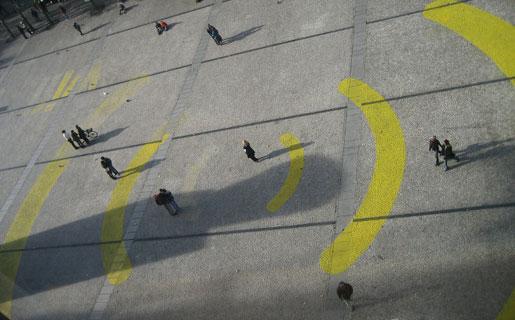 Veredas Wi-Fi: la tecnología también está bajo el suelo