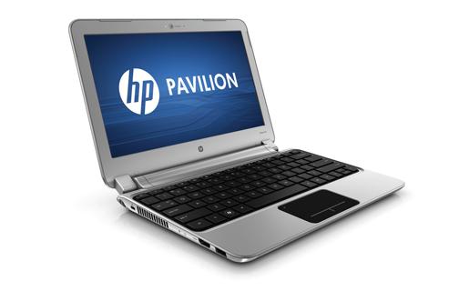 La HP Pavilion DM1 combina una buena potencia de trabajo con un porte fácil de llevar