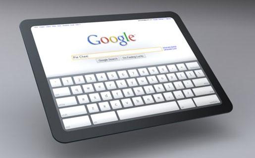 Google trabaja en un Chrome OS para tablets