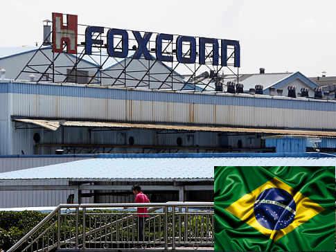 Foxconn planea una fuerte presencia en Brasil mientras se suceden las tragedias
