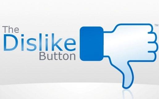 """El botón """"No me gusta"""" es una trampa para robar los datos de los usuarios."""