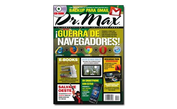 Dr. Max 111 Guerra de Navegadores