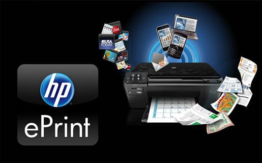 HP ePrint: la tecnología para imprimir vía Internet desde cualquier