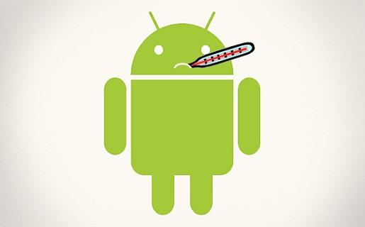 Nuestro Android puede llegar a enfermarse con malware.