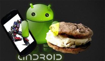 Nexus Prime con Ice Cream Sandwich