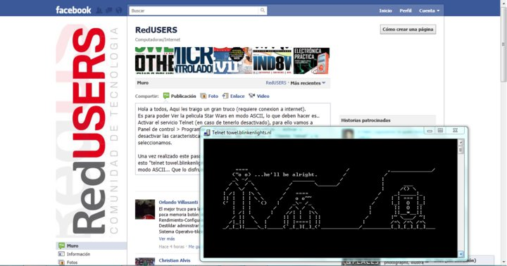 Ganador Concurso Facebook Mejor Truco PC