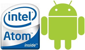 Intel y Google unen fuerzas para optimizar Android