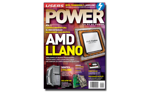 Power Users 96 AMD LLANO