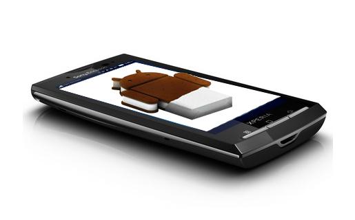Si tienen un Sony Ericsson Xperia, estén atentos porque se pueden venir actualizaciones a las nuevas versiones de Android