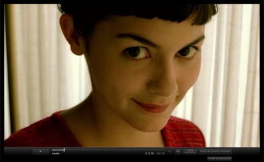 """Ameliè, una de las """"novedades"""" de Netflix en el género Romántico."""