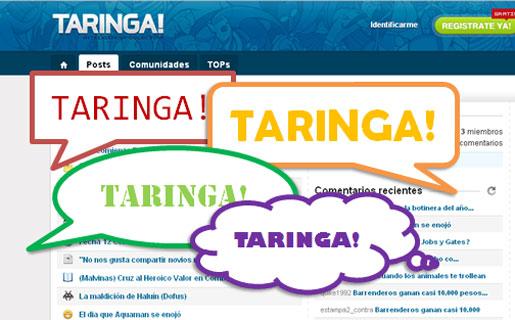 Todas las voces, a favor y en contra de Taringa!, estuvieron presentes en RedUSERS.