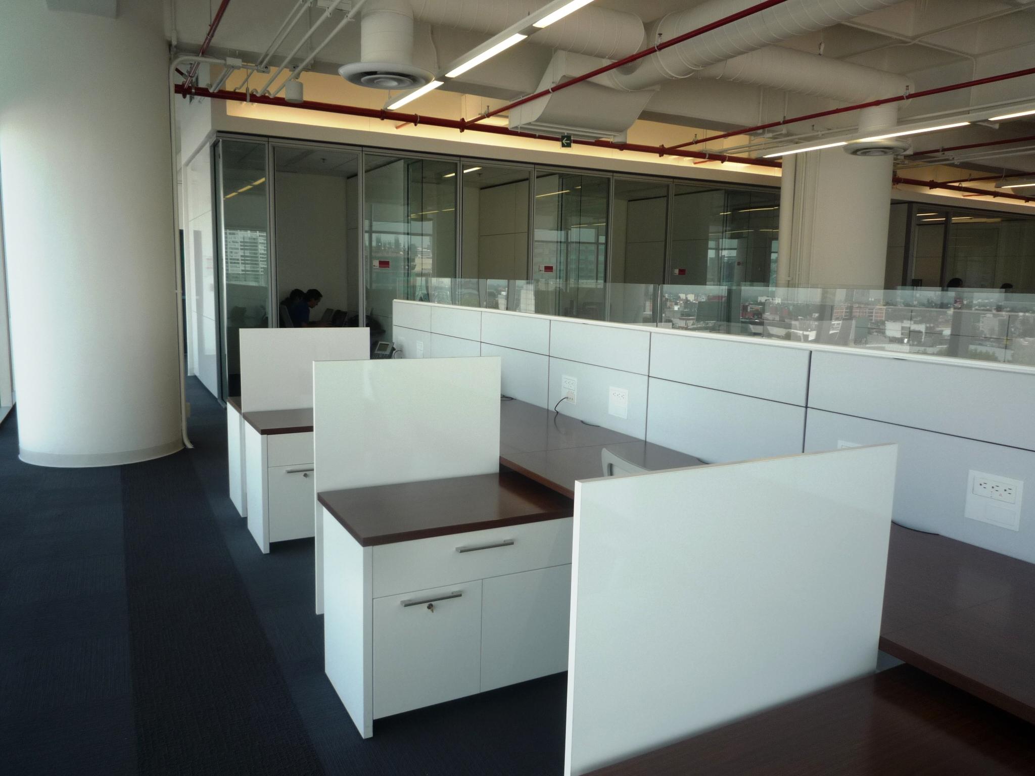 Oficinas redusers for Cubiculos de oficina