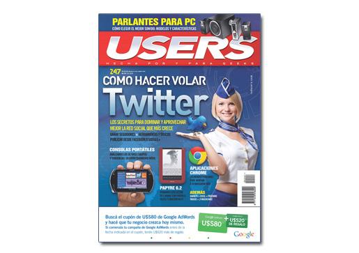 USERS 247: Cómo hacer volar Twitter