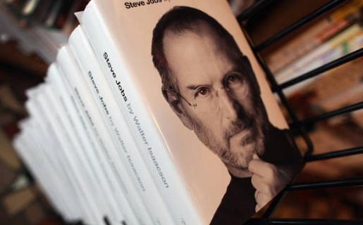 La biografía de Steve Jobs es un éxito de ventas desde que fue lanzada el 24 de octubre.