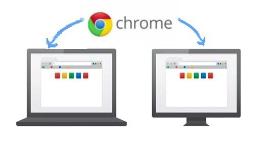 Ahora podrás tener Tu Chrome en cualquier máquina que utilices.