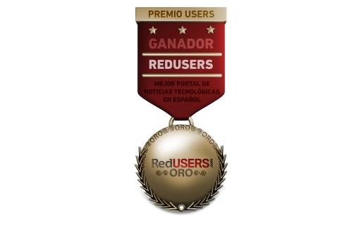 Esta es la medalla que recibirán los ganadores según el mejor jurado: ¡los lectores de RedUSERS!