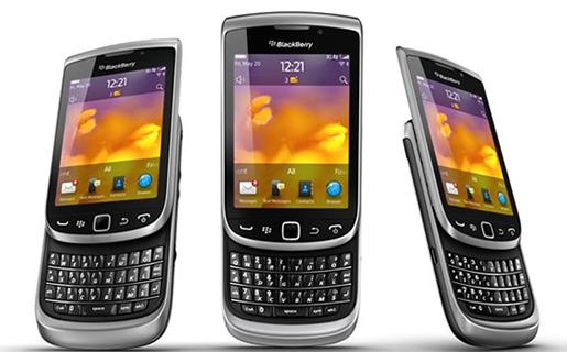 La nueva camada de tel fonos blackberry con os 7 0 llega a for Telefono bb