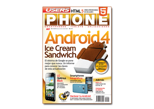 Users Phone 7: Android 4